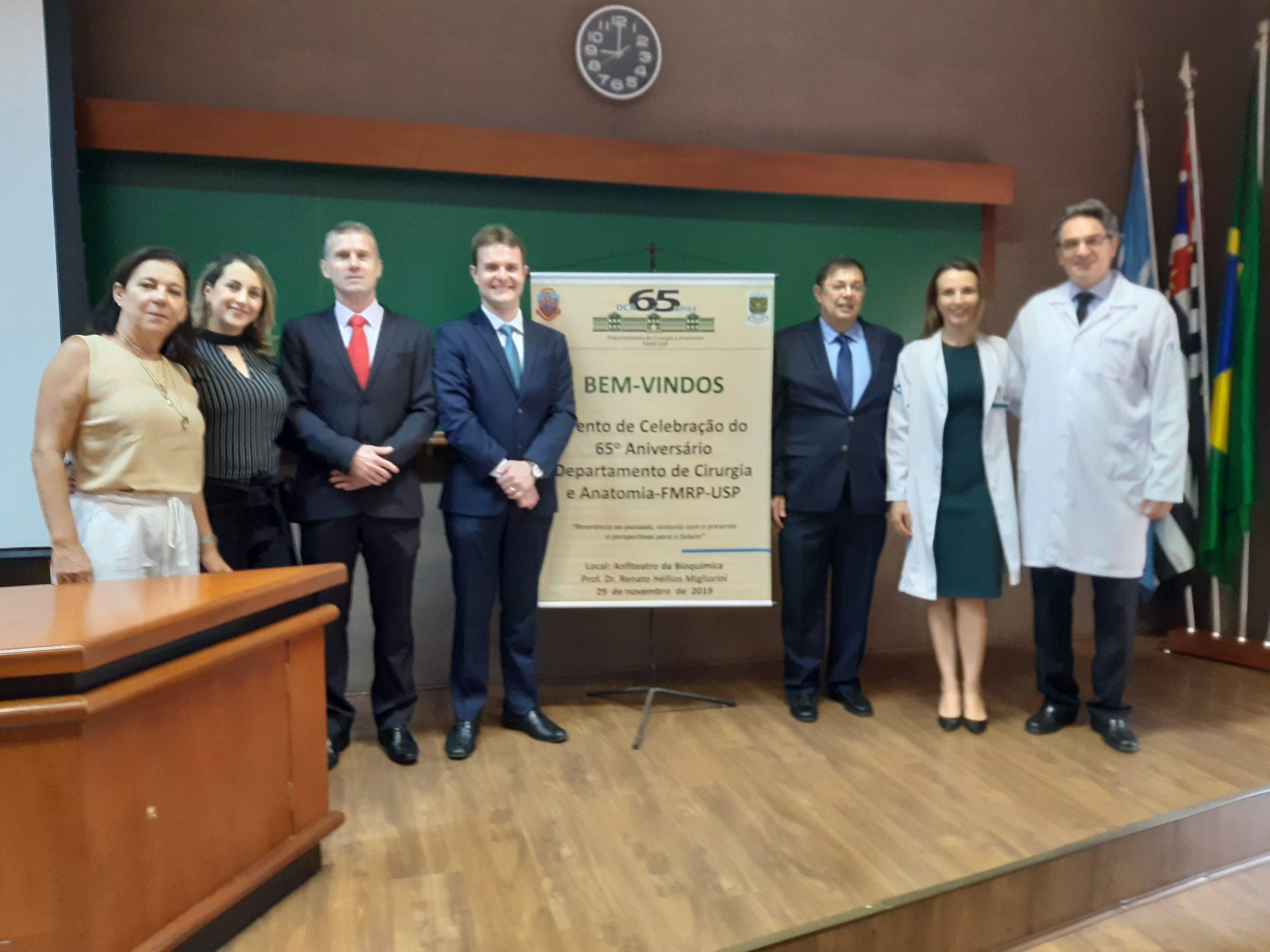 2019.11.29 - 65 anos do Departamento de Cirurgia e Anatomia (1)